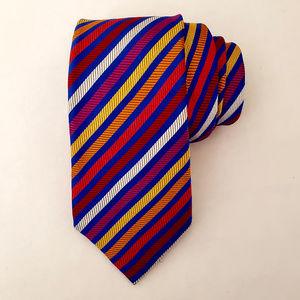 Charles Tywhitt Multi Colors THICK Silk Designer T